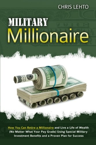 Military Millionaire: How You Can Retire a Millionaire for sale  Delivered anywhere in USA