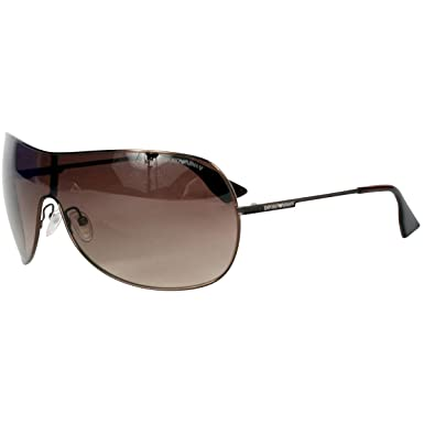 Amazon.com: Emporio Armani 9757 Gafas de sol, Marrón: Clothing