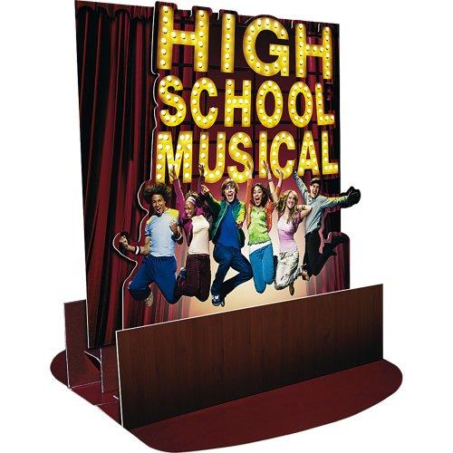 High School Musical Centerpiece