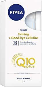 NIVEA Q10 Plus Firming + Good-bye Cellulite Serum, 75ml