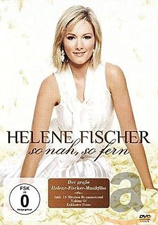 So Nah So Fern Amazon De Helene Fischer Dvd Blu Ray