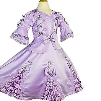 Amazon.com: Dressy Daisy estilo victoriano vestidos Fancy ...