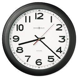 MIL625509 - Norcross Auto Daylight-Savings Wall Clock
