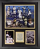 Legends Never Die MLB Pittsburgh Pirates All-Time Greats Framed Photo Collage
