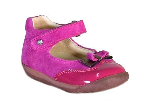 ordine varietà di design ultimo di vendita caldo Falcotto - Falcotto Ballerine Bambina Fuxia Pelle Strappi ...