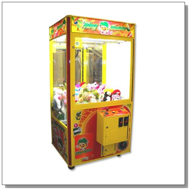 Toy Soldier Plush Crane Claw Machine - 40