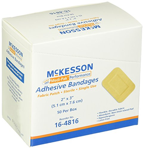 mckesson-16-4816-medi-pak-adhesive-strip-performance-fabric-2-x-3-pack-of-50