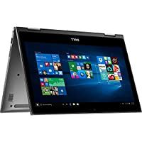 Dell Inspiron 13-5378 Intel Core i5-7200U X2 2.5GHz 8GB 1TB 13.3, Black (Certified Refurbished)