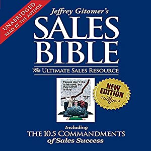 The Sales Bible Audiobook