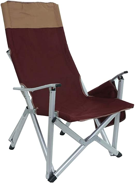 chaise pliante camping accoudoirs