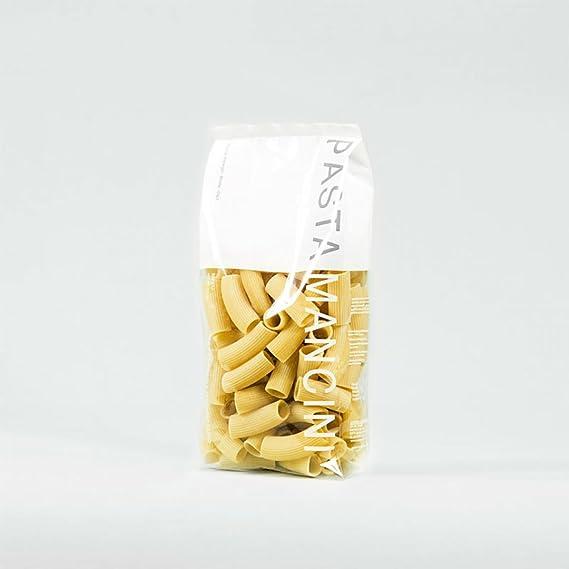 Pasta Mancini - Rigatoni gr 500 - Package In Envelope Transparent