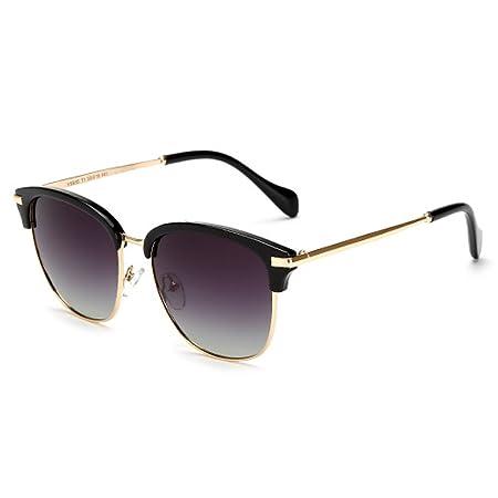 Wkaijc Flash-Liang Einfachheit Die Atmosphäre Das Farbfilter Modern Bunt Polarisierte Sonnenbrille Männer Und Frauen Allgemeine,F