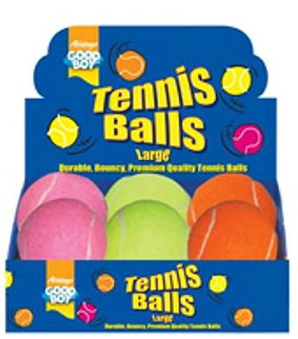 good Boy pelotas de tenis grande, diseño de perros grande/4.75 ...