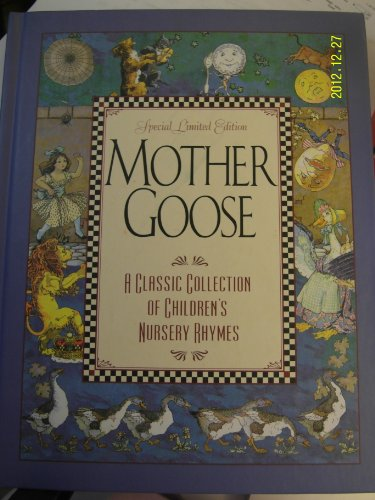 Luv Nursery - MOTHER GOOSE:SPECIAL LIMITED EDITION.A Classic Collection of Children's Nursery Rhymes