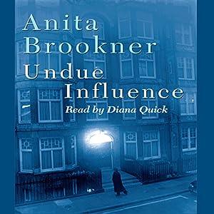 Undue Influence Audiobook