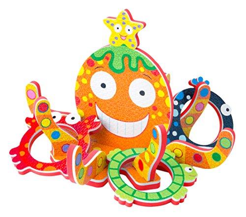 Bath Toss (ALEX Toys Rub a Dub Octopus Tub Toss)