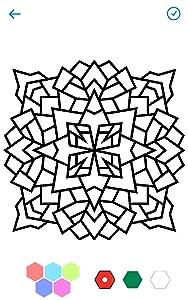 Coloring Art Book - Mandala by Top Color Mandala
