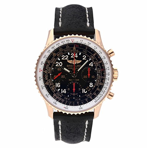 Breitling Navitimer Mechanical-Hand-Wind Male Watch RB0210 (Certified Pre-Owned)