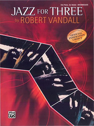 Jazz for three intermediate piano trio kindle edition by robert d jazz for three intermediate piano trio by vandall robert d fandeluxe Gallery