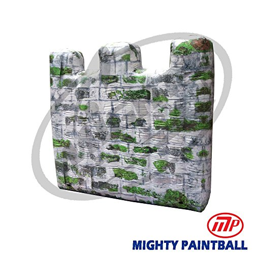 """MP Wall Panel Shape """"G"""" Inflatable Air Bunker"""