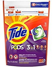 Tide Pods Liquid Landry Detergent Pacs, Spring Meadow, 35 Count