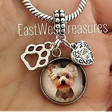 Schnauzer Scottish Scottie Yorkie Terrier dog charm For fit charm Bracelets New