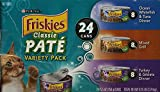 Friskies Mixed Grill, Ocean Whitefish And Tuna Dinner And Turkey And Giblets Dinner Loaf Variety Pack Canned Cat Food For Sale