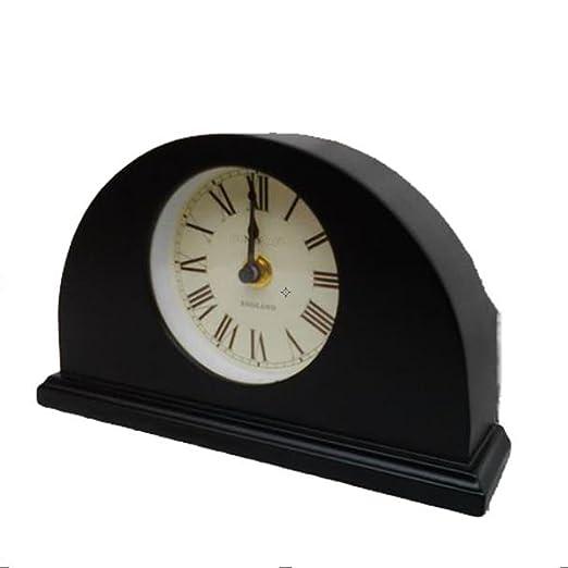 Relojes de Mesa Reloj Chimenea Reloj Dormitorio Sala de Estar ...