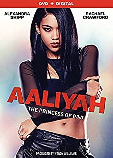 Book Cover: Aaliyah: The Princess of R&B