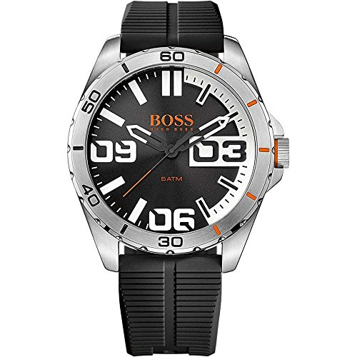 Hugo Boss Orange Berlin 1513285 Mens Wristwatch Solid Case