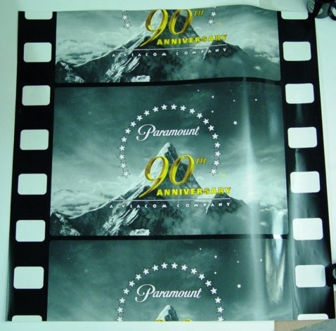 paramount-90th-anniversary-large-poster-with-logo-36-x-36-inches