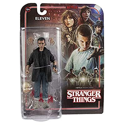 McFarlane Toys Stranger Things Series 3 Punk Eleven Action Figure: Toys & Games