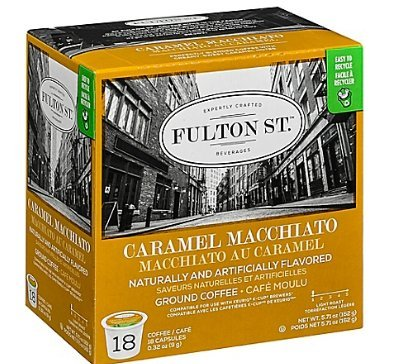 18 Count Fulton Caramel Macchiato RealCupTM product image