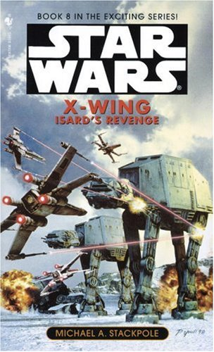 Isard's Revenge - Book  of the Star Wars Legends