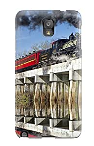 Slim Fit Tpu Protector Shock Absorbent Bumper Train Case For Galaxy Note 3 9000311K19520226