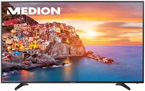 Medion Life p18088 MD 31178 163,8 cm (65 Pulgadas UHD) televisor con retroiluminación LED (TV, sintonizador HD Triple, 4 K, DVB-T2, HDMI, USB, Reproductor Multimedia), Color Negro: Amazon.es: Electrónica