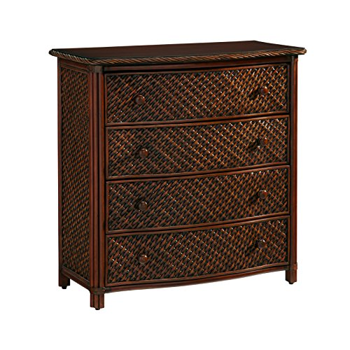 Home Styles 5544-41 Marco Island Cinnamon Drawer Chest