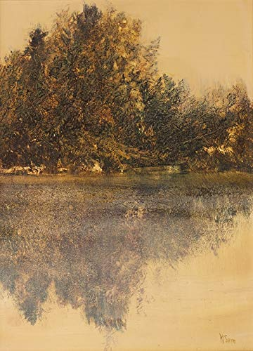 Still Water (Limited Edition on Fine Art Paper - 11x15 in) by