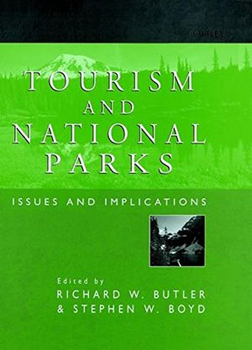 Tourism and National Parks : Issues and Implications