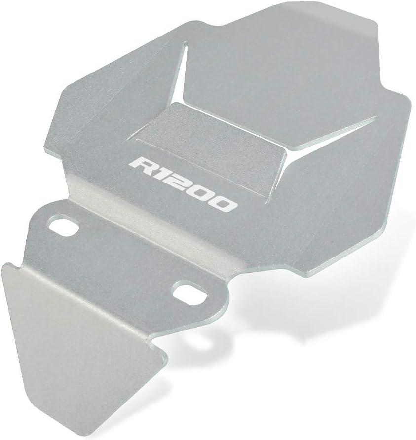 Protector del Sensor de ABS Delantero para B-M-W R1200GS LC 2013-2019 R1200R LC //R1200RT LC //R1200GS LC Adventure 2014-2019-Negro