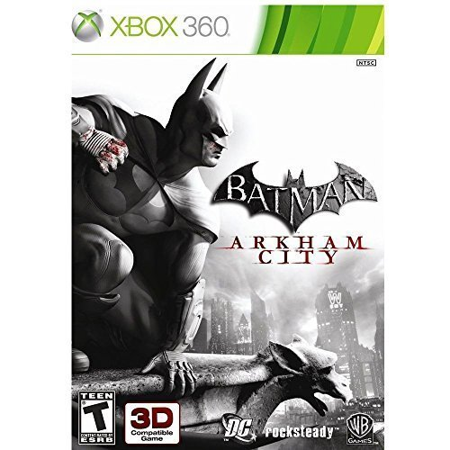 Batman: Arkham City - Microsoft Xbox 360 Video Game Digital Download Card (New Brand Games Xbox 360)