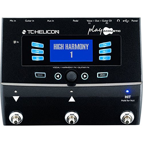 Helicon Play Acoustic Effects Processor