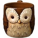 Grasslands Road Crimson Hallow Owl Mug #469448
