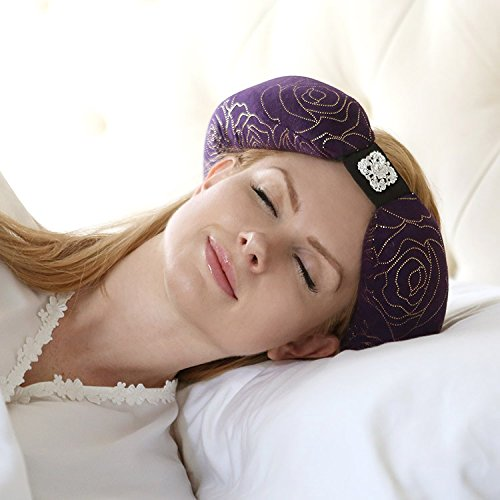 Anti Wrinkle Pillow (Beauty Loop Anti Wrinkle Pillow (Purple))