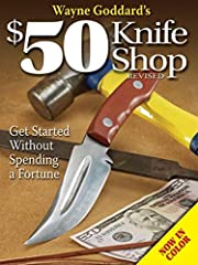 "The Classic Guide for New Knifemakers! ""The most important ingredient for success with simple methods is to have a sincere desire to do."" ~Wayne Goddard There's nothing better than spending time in the presence of an experienced knifemaker, e..."