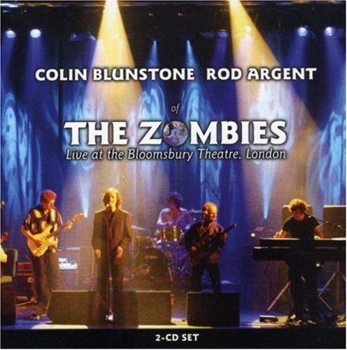 Live at the Bloomsbury Theatre London