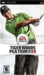 Tiger Woods PGA Tour 09 - PlayStation Portable