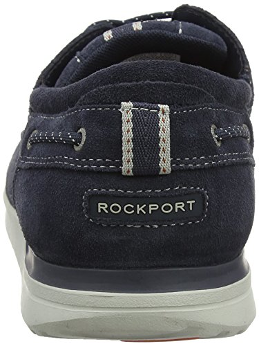 Eye Navy Rockport Bleu Derbys SDE Langdon Wshble Homme Navy Oxford 3 qwa7w6p