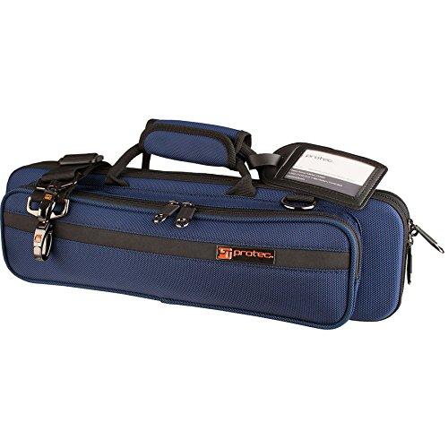 Protec PB308BX  Flute Slimline PRO PAC Case,  Blue