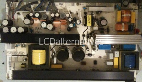 Repair Kit, LG 42LB1DR, LCD Monitor, Capacitors, Not The Entire Board
